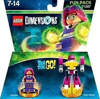 LEGO Dimensions Fun Pack Teen Titans Go (Interactive Toys)