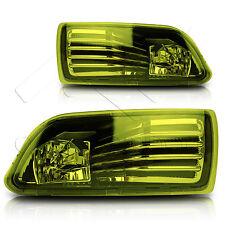 05-10 Scion TC Fog Light w/Wiring Kit & High Power COB LED Bulbs - Yellow