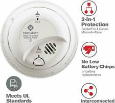 First Alert SC9120B Smoke and Carbon Monoxide Alarm Including FREE S/H !!