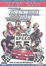 The Cannonball Run (DVD, 2001) *New & Sealed*