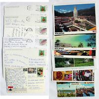 Turkey Postcard Postal Card 7 Lot