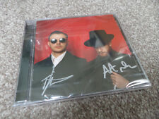 Hurts - Desire 13 Track 2017 **SIGNED** CD SEALED! NEW! RARE!
