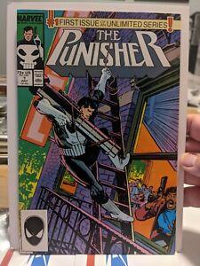 The Punisher #1 Marvel Comics 1987