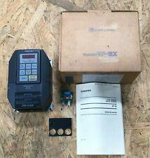 Toshiba Tosvert VF-FX Ultra Compact Digital Transistor Inverter VFSX-2002UP