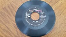 THE EXCITERS - TELL HIM/DO-WAH DIDDY - 45 RPM