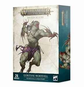 Broken Realms: Gorstane Mortevell Mortevell's Helcourt - Warhammer Sigmar 91-43