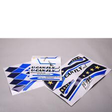 Dekorbogen U Can Fly blau Hype 022-2101 700216