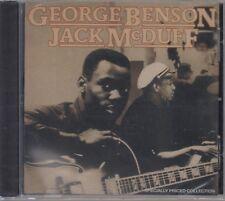 GEORGE BENSON/George Benson & Jack Mcduff (NOUVEAU! Original soudés)