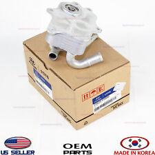 Oem Transmission Oil Cooler Warmer-A.T.F. Genuine Hyundai Elantra Veloster Forte