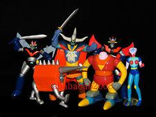 Bandai Super Robot Wars figure Vol.7 gashapon - Boss Borot Great Mazinger Z ....