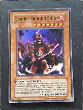 GRANDE SHOGUN SHIEN - STON IT013 ITA - YGO YUGIOH YU-GI-OH [MF]