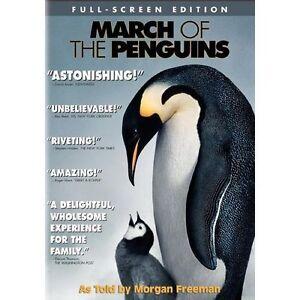 March of the Penguins (DVD, 2005, Full Frame)