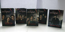 Twilight Eclipse 5 Card Promo Fold Out Booklet Set New