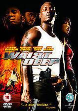 Waist Deep [DVD], Very Good DVD, Larenz Tate, Shawn Parr, Henry Hunter Hall, Joh