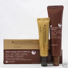 MIZON All In One Snail Repair Cream 35ml + Snail Repair Eye Cream 15ml
