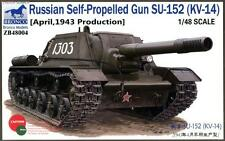 Bronco ZB48004 1/48 Russian Self-Propelled Gun SU-152