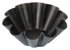 Antihaft Briocheform, Backform aus Stahl, EXOPAN®-PTFE-antihaftbeschichtet