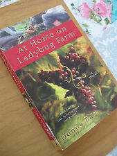 ~*At Home On Ladybug Farm*~ by Donna Ball (2011) - Used - Trade Paper (Paperback