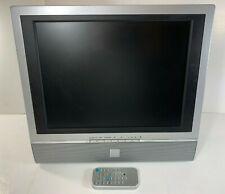 15' Inch TruTech PLV1615T 4:3 Standard LCD TV w/ Remote (Working 100%)