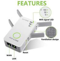 NEW 1200Mbps WiFi Blast  Amplifier Wireless Repeater Wi-Fi Range Extender