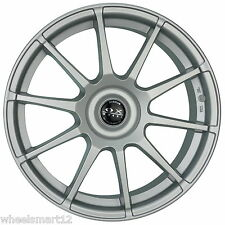 "OX820 17x7"" 4x114.3 35P Flat Silver Alloy Wheel Rim for some Honda Nissan Daewoo"