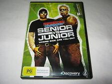 American Chopper - Senior vs Junior - Season 2 - Collection 2 - VGC - R4 - DVD