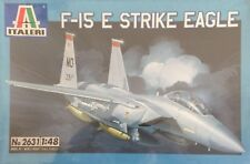 Italeri F-15 e Strike Eagle ref 2631 escala 1 48