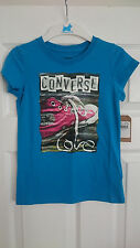 "BNWT Converse ""Love""Girls T-shirt 6-7Years,Genuine"