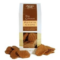 Philadelphia Candies Original Potato Chips, Milk Chocolate Covered 9 Ounce Gift