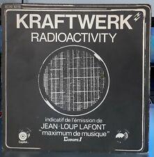 KRAFTWERK 45 TOURS RADIOACTIVITY  CAPITOL 2C 010-82.119 DE 1976