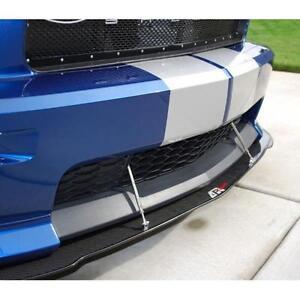 APR Carbon Fiber Front Wind Splitter Mustang Shelby GT California Edition 05-09