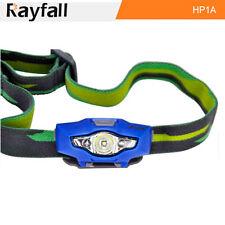 Rayfall hp1a lampe frontale, étanche, Bleu, lampe au chapeau 100 Lumens, puissant