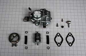 1960 73 PLYMOUTH DODGE & TRUCK 170 198 225 6CYL 1 BARREL REPL CARB HOLLEY MODEL
