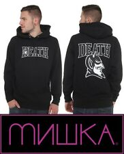MISHKA NYC hoody devil death gr M hoodie obey hundreds asos USA Hardcore