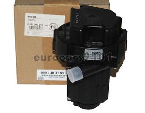 Mercedes-Benz C280 OEM Bosch Secondary Air Injection Pump 0580000010 0001403785