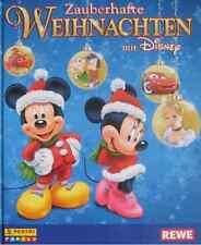 Rewe Panini Zauberhafte Weihnachten mit Disney  300 Sticker ohne Album