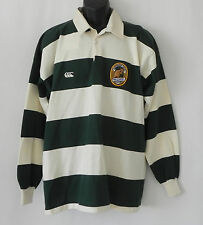 Wallabies Australia Canterbury Rugby Shirt Cotton Blend Size XL