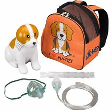 Drive Medical Beagle Dog Pediatric Nebulizer Model 18090-BE *New ~Free Shipping~