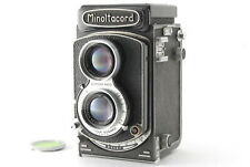 【Exc+++】Minolta Cord TLR Film Camera From Japan 461