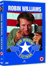 GOOD MORNING VIETNAM DVD NEW ROBIN WILLIAMS REGION 2