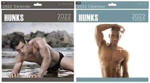 2022 Square Month To View Hunk Photo Wall Calendar Random Design Dispatch x 1
