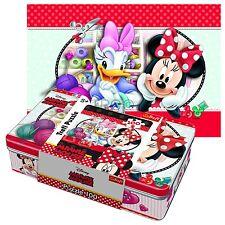 Trefl 100 Caja de Regalo Chicas Disney Minnie Mouse Craft Club Rompecabezas Nuevo