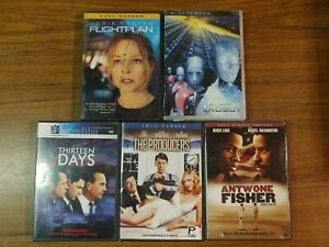 Drama, Action DVD Lot Of 5