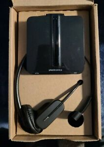 Plantronics CS540 Convertible Wireless Headset - Black