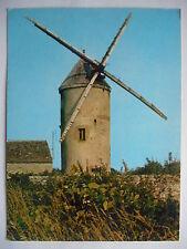 """CPM """"La Turballe - Le moulin"""""""