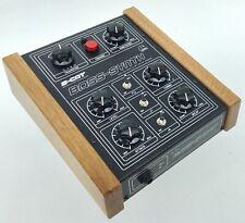 S-CAT ANALOGUE BASS-SYNTH CV. With patch bay. (Hand built in the United Kingdom)