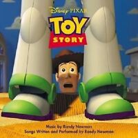TOY STORY (DEUTSCHE VERSION) SOUNDTRACK CD OST NEUWARE