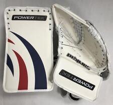 Mismatch Special New Ice Hockey Goalie Youth blocker catcher glove Powertek reg