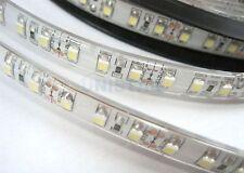STRISCIA LED 3528 STRIP STRISCIA 5 m 12V luce fedda impermeabile BIANCA