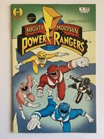 Mighty Morphin Power Rangers #1 Signed Gray Morrow Hamilton Comics 1994